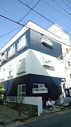 福岡県福岡市博多区昭南町3丁目の賃貸アパートの外観