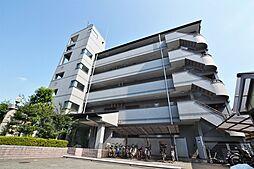 ベルデフラッツ松野[3階]の外観
