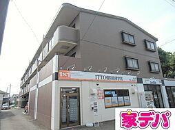 愛知県豊田市井上町4丁目の賃貸マンションの外観