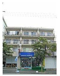 神奈川県横浜市青葉区美しが丘1丁目の賃貸アパートの外観