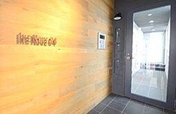 IKENOUE04[3階]の外観