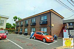 千葉県市川市中国分2丁目の賃貸マンションの外観