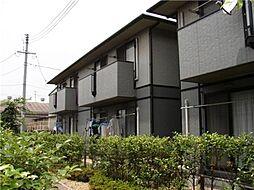 レイモンドサンヴィレッジ C[2階]の外観