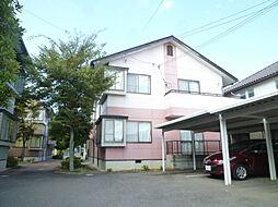 滋賀県近江八幡市鷹飼町北4丁目の賃貸アパートの外観