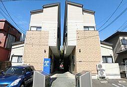 福岡県福岡市東区馬出3丁目の賃貸アパートの外観