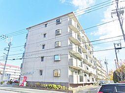 神奈川県座間市東原5丁目の賃貸マンションの外観