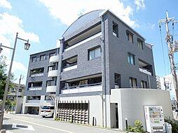 大阪府豊中市中桜塚3丁目の賃貸マンションの外観