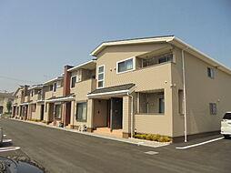 滋賀県彦根市南川瀬町の賃貸アパートの外観