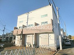 JR中央線 三鷹駅 バス11分 南新川下車 徒歩2分の賃貸テラスハウス