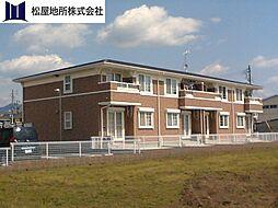 ノアズ・アーク白雲[1階]の外観