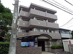 埼玉県川越市西小仙波町2丁目の賃貸マンションの外観