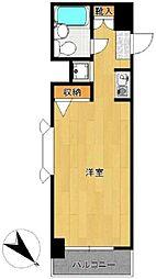 モナークマンション堀切菖蒲園[5階]の間取り
