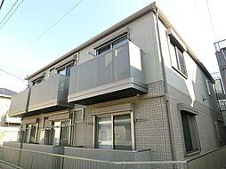 東京都練馬区豊玉北4丁目の賃貸アパートの外観