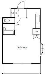 AIマンション[402号室]の外観