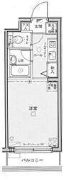 菱和パレス向ヶ丘遊園[4階]の間取り