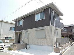 兵庫県神戸市西区押部谷町木幡の賃貸アパートの外観