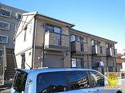 千葉県船橋市印内町の賃貸アパートの外観