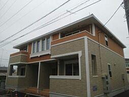 東武宇都宮線 野州平川駅 徒歩5分の賃貸アパート