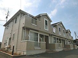 千葉県市原市五井の賃貸アパートの外観