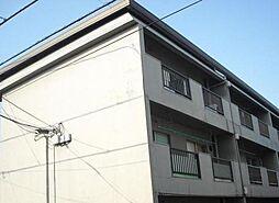武蔵野コーポ[105号室]の外観