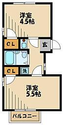 府中駅 5.7万円
