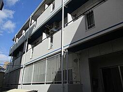 吹田宝ハイツアップル[2階]の外観
