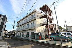 福岡県春日市小倉1丁目の賃貸アパートの外観