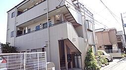 神奈川県川崎市高津区下野毛3丁目の賃貸マンションの外観