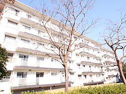 片倉台団地38号棟[2階]の外観