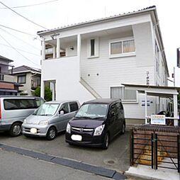 コーポかおり[1階]の外観