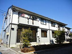 滋賀県長浜市大戌亥町の賃貸アパートの外観