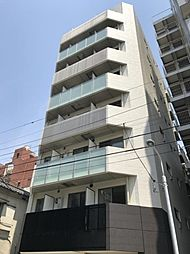 トレステラレジデンス入谷[8階]の外観