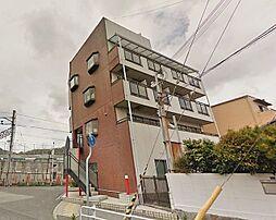 兵庫県神戸市須磨区東町4丁目の賃貸マンションの外観
