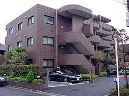 都民住宅エミネンス高野台[5階]の外観