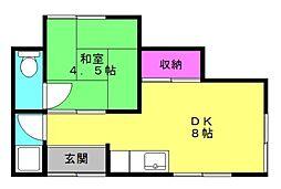 [一戸建] 兵庫県加古郡播磨町古宮 の賃貸【/】の間取り