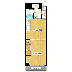 ATエミネンス[4階]の間取り