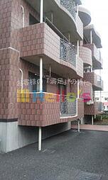 東京都青梅市千ヶ瀬町2丁目の賃貸マンションの外観