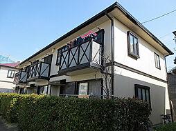 [テラスハウス] 神奈川県横浜市都筑区川和台 の賃貸【/】の外観