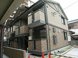 大阪府大阪市鶴見区今津中3丁目の賃貸アパートの外観