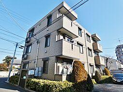 JR南武線 矢川駅 徒歩10分の賃貸アパート