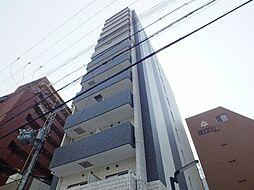 レオンコンフォート北浜[8階]の外観