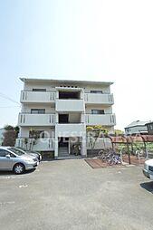 大阪府箕面市半町2丁目の賃貸マンションの外観