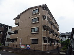 東京都八王子市緑町の賃貸マンションの外観