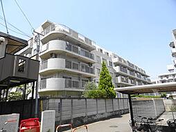 ドミール浦安[5階]の外観