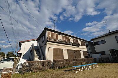 外観,2DK,面積37.28m2,賃料2.8万円,JR東北本線 古河駅 5.2km,,茨城県古河市小堤