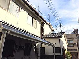 福岡県福岡市中央区六本松1丁目の賃貸アパートの外観