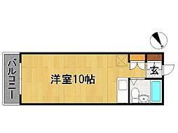 マザーズルームI[102号室]の間取り