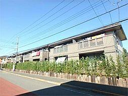 [テラスハウス] 東京都多摩市東寺方1丁目 の賃貸【/】の外観