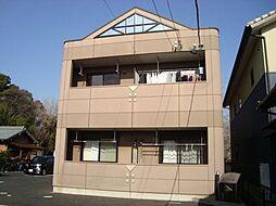 愛知県豊田市寺部町1丁目の賃貸アパートの外観
