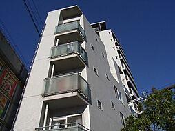 メニュール新福島[4階]の外観
